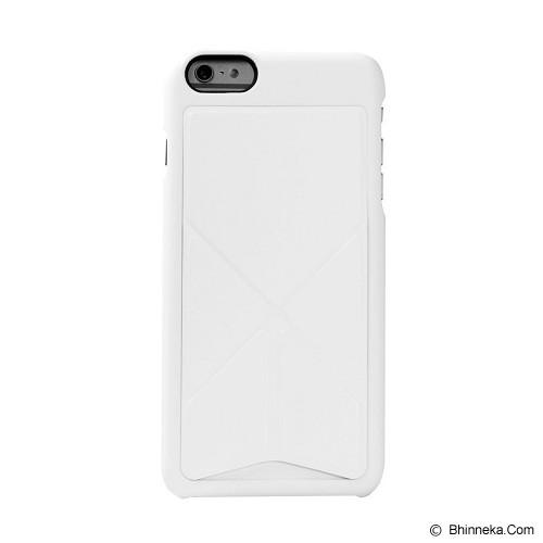 iBACKS Premium PC Case for iPhone 6 Plus Don Quixote Windmill Ultra Slim [ip60054] - White - Casing Handphone / Case