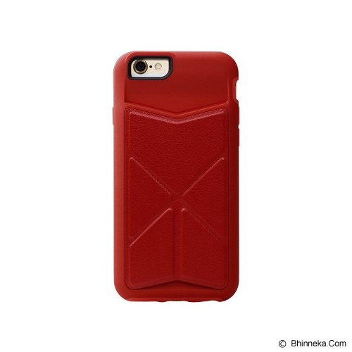 iBACKS Premium PC Case for iPhone 6 Plus Don Quixote Windmill Ultra Slim [ip60055] - Red - Casing Handphone / Case