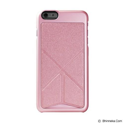 iBACKS Premium PC Case for iPhone 6 Plus Don Quixote Windmill Ultra Slim [ip60056] - Pink - Casing Handphone / Case