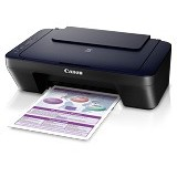 CANON PIXMA [E400] - Black - Printer All in One / Multifunction