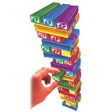 THE TOY SHOP Uno Stacko [GAM-0042] - Stacking Games