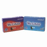 SMESCO TRADE Paket Mi Cokelat Nindira [839-042210] - Rasa Dark Chocolate & Milk Chocolate - Coklat Bubuk & Kemasan
