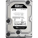 WD Caviar Black 2TB - Hdd Internal Sata 3.5 Inch
