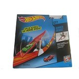 HOT WHEELS Race Danger Bridge - Mainan Simulasi