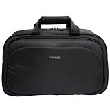 NAVY CLUB Travel Bag [7037L] - Black - Travel Bag