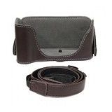 CAMZONE Leather Case With Strap
