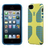 SPECK CandyShell Grip Case Apple iPhone 5/5s - Lemongrass - Casing Handphone / Case