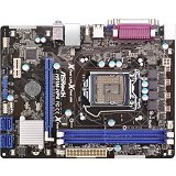 ASROCK Motherboard Socket LGA1155 [H61M-HP4] - Motherboard Intel Socket LGA1155
