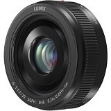 PANASONIC Lumix G 20mm f/1.7 II ASPH [H-H020A] - Camera Slr Lens