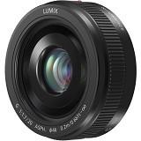 PANASONIC Lumix G 20mm f/1.7 II ASPH [H-H020A] - Camera Slr Lens