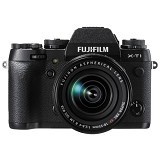 FUJIFILM X-T1 Kit1 - Black - Camera Mirrorless