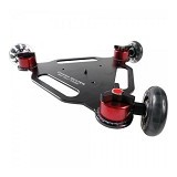 TOKOCAMZONE Cinema Skater DSLR Dolly System - Table Top