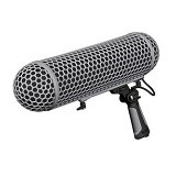 RODE Blimp Wind Shield and Shock Mount System - Microphone Condenser