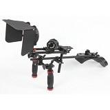 SUNRISE Paket Studio Executive Portable Kit - Camera Handler and Stabilizer