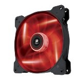 CORSAIR SP140 LED [CO-9050024-WW] - Red - Kipas Komputer