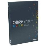 MICROSOFT Office for Mac 2011 Home and Bussiness [Retail] - Client Software Office Application FPP