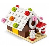 LEGO Brand Store Gingerbread House [40105] - Building Set Architecture
