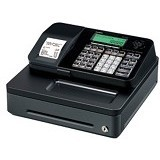 CASIO Cash Register [SE-S100] - Black - Cash Register