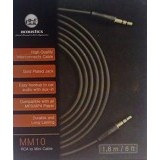 dbE Acoustic Mini Stereo 3.5mm Cable/Aux Cable 1.8M [MM10] - Cable / Connector Analog