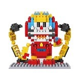 LINKGO Doraemon As Ironman [9622] - Building Set Movie