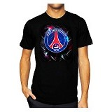 T-SHIRT GLORY Kaos 3D Parist Saint Germany 3D PSG Size ML - Kaos Pria