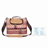 GABAG Cooler Bag Ethnic Borneo [g-ethnic] - Cooler Box