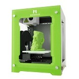 MIXIMAXI3D Printer 3D - Lime Green - 3d Milling / Modeller