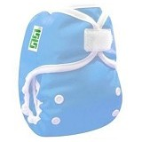 GG CLOTH DIAPER GG Little Solid - Lite Blue - Cloth Diapers / Popok Kain