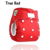 GG CLOTH DIAPER GG B Dipe Solid - Red - Cloth Diapers / Popok Kain