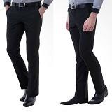 VM Celana Panjang Size 30 - Hitam - Celana Panjang Pria