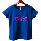 HONEYDEW Better Me Better Life Tshirt Size M - Kaos Wanita