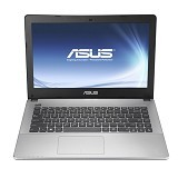 ASUS Notebook X455LA-WX401D- Black - Notebook / Laptop Consumer Intel Core i3