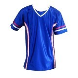 ALL SPORT Baju Softball Size L [SB 001 BP] - Biru Tua