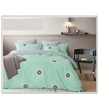 BLOOMINGDALE Sprei Irish Queen Size