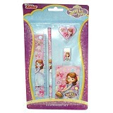 DISNEY Sofia Stationery set [SF06025ST] - Paket Alat Tulis