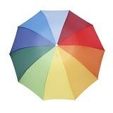 PSE Souvenir Online Payung Lipat Tiga - Rainbow - Payung