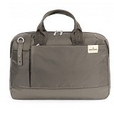 "TUCANO Business Bag for Notebooks And Ultrabook 15.6"" Agio 15 [BAGIO15-GT] - Grey (Merchant) - Notebook Carrying Case"