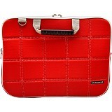 ULTIMATE Tas Laptop Double SL 14 inch - Red - Notebook Shoulder / Sling Bag