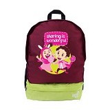 AFRA KIDS Backpack Sharing Is Wonderful - Tas Anak
