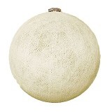 "MY JADE! STUFF Big Cotton Ball 13"" - Ivory - Lampu Gantung"