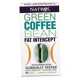 NATROL Green Coffee Bean Fat Intercept with Raspberry Ketone 60 Tablets [NGTK60C] - Suplement Peningkat Metabolisme Tubuh