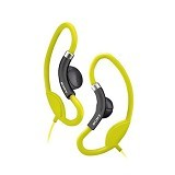 SONY Headphones [MDR-AS21J] - Yellow - Earphone Ear Monitor / IEM