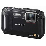 PANASONIC Lumix DMC-FT5 - Black - Camera Underwater