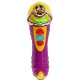HAPPY TOON Mickey Little Microphone [NB-02034] - Mainan Musikal