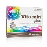 OLIMP LABS Vita-Min Plus 30 caps [OS-VITPLUS-001-30]