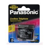 PANASONIC Ni Mh Replacement Battery Type 2 [HHR-P301] - Battery and Rechargeable