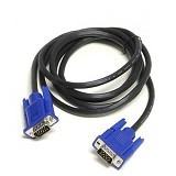 GENERIC Kabel VGA LCD 1.5m Monitor Male To Male (Merchant) - Cable / Connector Vga