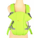 RIGHT STARTS Baby Carrier 2-in-1 3-12 M [RS-108-GR] - Green - Carrier and Sling