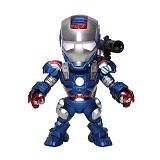 BEAST KINGDOM Fig Captain America Ed Ironman [KL0703] - Movie and Superheroes