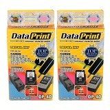 DATAPRINT Bundling Tinta Hitam [DP-40] - Tinta Printer Canon